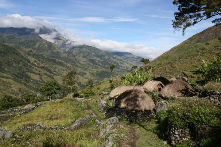 Baliem Valley New Guinea. Getty Images