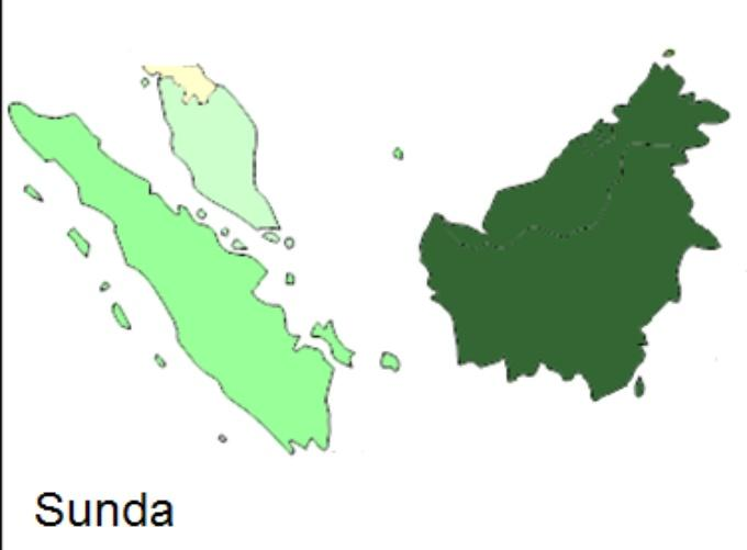 map of Malesia