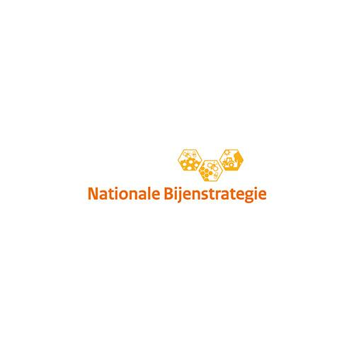 Nationale bijenstrategie logo